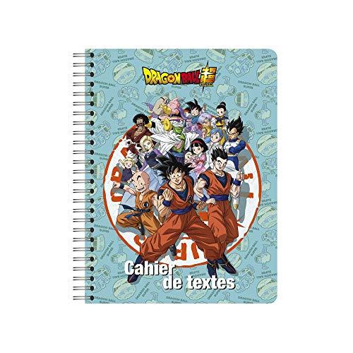 Dragon Ball Super - Cuaderno de texto en espiral (17 x...