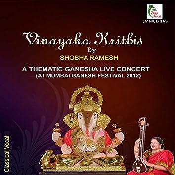 Vinayaka Krithis (Live)