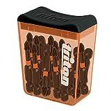 Triton TPTA51809018 Punte da Impatto Pozi per Cacciavite 15 Pezzi