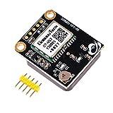 Seamuing GPS Modulo Ricevitore Drone GPS Compatibile con Arduino 51 Microcontroller STM32 UNO R3 con Doppia Frequenza GNSS Posizionamento Alta Sensibilità per Navigazione Posizionamento Satellitare