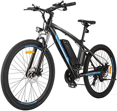 Top 10 Best ancheer electric bike Reviews