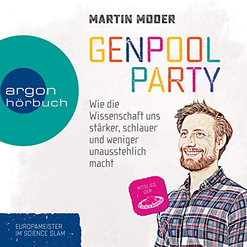 Genpoolparty Titelbild