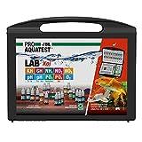 JBL Wassertest-Koffer, mit 10 Tests und Zubehör, Für Koi- und Gartenteiche, PROAQUATEST LAB Koi