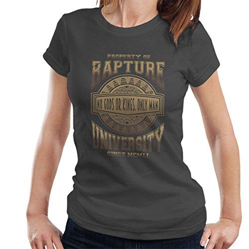 Bioshock Rapture University Women's T-Shirt