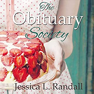 The Obituary Society audiobook cover art
