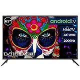 Television LED 65' INFINITON 4K Smart TV-Android TV (TDT2, HDMI, VGA,...