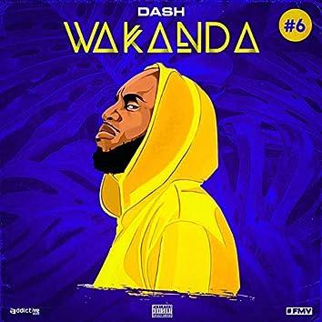 DASH #6 Wakanda
