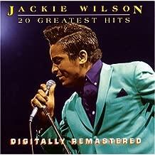 jackie wilson greatest hits cd