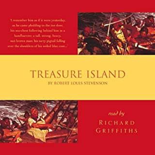 Treasure Island                   Written by:                                                                                                                                 Robert Louis Stevenson                               Narrated by:                                                                                                                                 Richard Griffiths                      Length: 2 hrs and 46 mins     Not rated yet     Overall 0.0