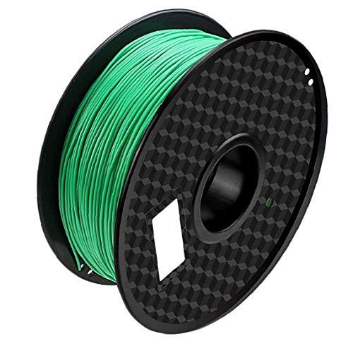 ZYCX123 3D-Drucker Filament 1.75mm 1KG Spool Filament PLA Filament 3D Green Printing Filament Materialien für 3D-Drucker Druckzubehör