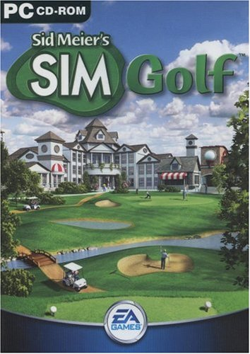 Sim Golf : PC DVD ROM , FR