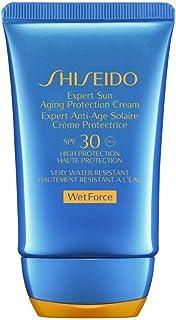 Shiseido Expert Sun Aging Protection Cream WetForce SPF 30 For Unisex Sunscreen, 50 ml
