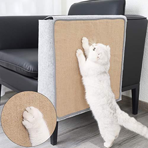 Calayu Cat Scratch Mat meubelbescherming sofa armleuninghoes anti-kras pad voor autodeuren