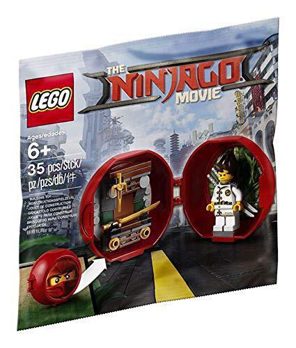 Lego 5004916 Ninjago Kais Dojo