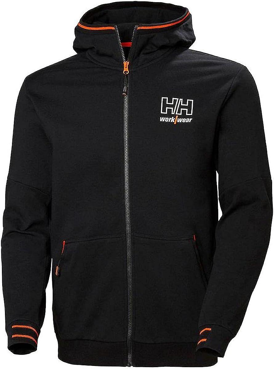 Helly-Hansen Mens Workwear Kensington Zip Hoodie Jacket