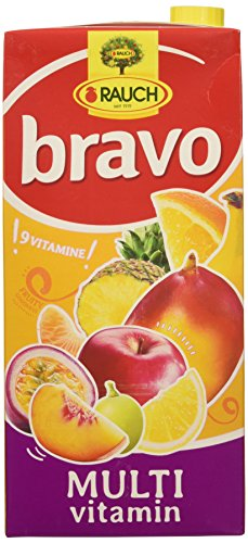 Rauch Bravo Multivitaminico Ml.2000 [confezione da 6]