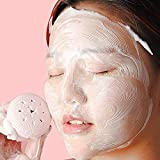 Queenly Octopus Design Silicone Facial Cleansing Brush Face Exfoliate Massage Beauty Tool 1