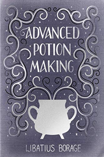ADVANCED POTION MAKING: NOTEBOOK / DIARY / JOURNAL / HP MOVIE PROP / PRANK / HALLOWEEN / Cosplay / CHRISTMAS GIFT / Movie Notebook Journal/advance ... diaries/death note notebook journal