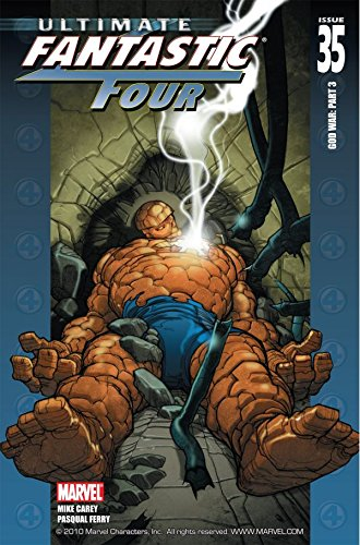 Ultimate Fantastic Four #35 (English Edition)