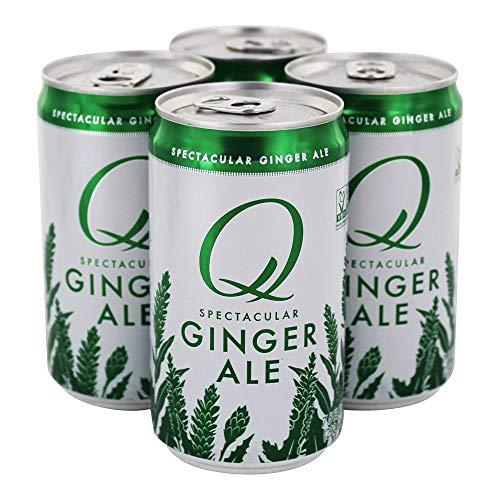 Q Mixers, Ginger Ale, 7.5 Fl Oz, 4 Pack