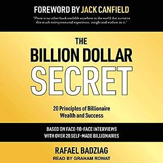 The Billion Dollar Secret cover art