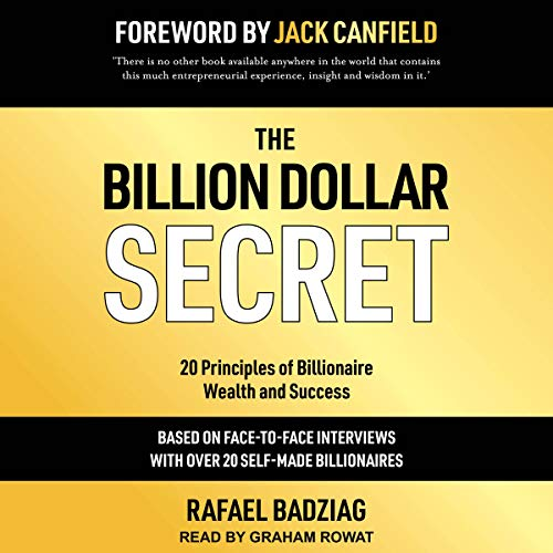 The Billion Dollar Secret audiobook cover art