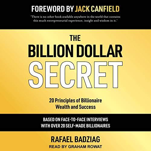Couverture de The Billion Dollar Secret