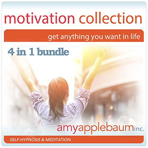 The Motivation Collection audiobook cover art