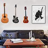 Immagine 2 guitar wall mount hanger hook