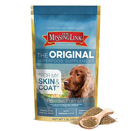 All Natural Superfood Dog Supplement-