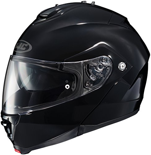 HJC Helmets is-MAX 2 Modular Helmet (Large) (Black)