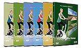 Virtuelle Fahrradfahrten DVD Kollektion - Das Beste aus der Natur Europas - Spezial Paket für...