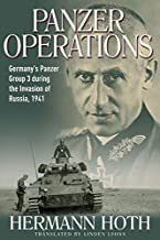 Panzer Operations: Germany's Panzer Group 3 During the Invasion of Russia, 1941 (Die Wehrmacht im Kampf Book 11)