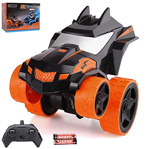 Remote Control Car,RC Cars Toy for Toddlers 360°Rotation Monster Control Trucks,Toys Car 2.4Ghz RC Stunt Car Rechargeable Zigger Vehicle Birthday Gift for Kids All Girls & Boys 3-5 6 7 8 9 10