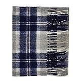 Kiltane of Scotland Écharpe d'hiver en tissu écossais 100 % laine d'agneau multicolore doux au toucher - Multicolore - Taille Unique