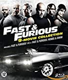 Fast and Furious : Coffret Integrale 9 Films [Blu-Ray]