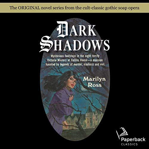 Dark Shadows audiobook cover art