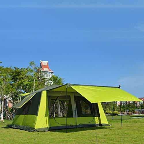 LHLCG Grand événement extérieur de Groupe 12 Personnes tentes Grand Espace Tente imperméable de...