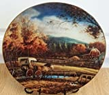 Wednesday Afternoon by Terry Redlin 8.25 inch Decorative Collector Plate