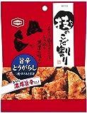亀田製菓 技のこだ割り 旨辛とうがらし 40g×3袋