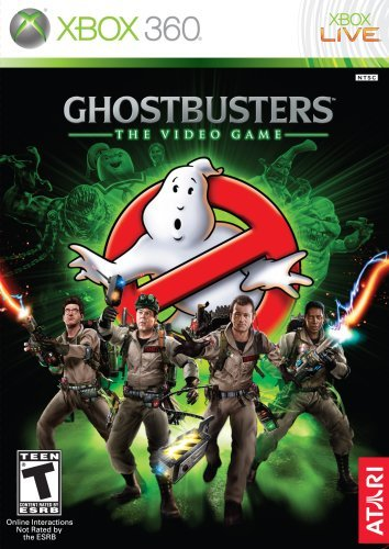 Ghostbusters [DVD de Audio]