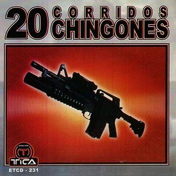 20 Corridos Chingones