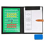 <span class='highlight'><span class='highlight'>BizoeRade</span></span> Soccer Tactics Board, Football Strategy Board, Accessories Storage Bag