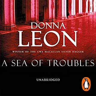 Couverture de A Sea of Troubles