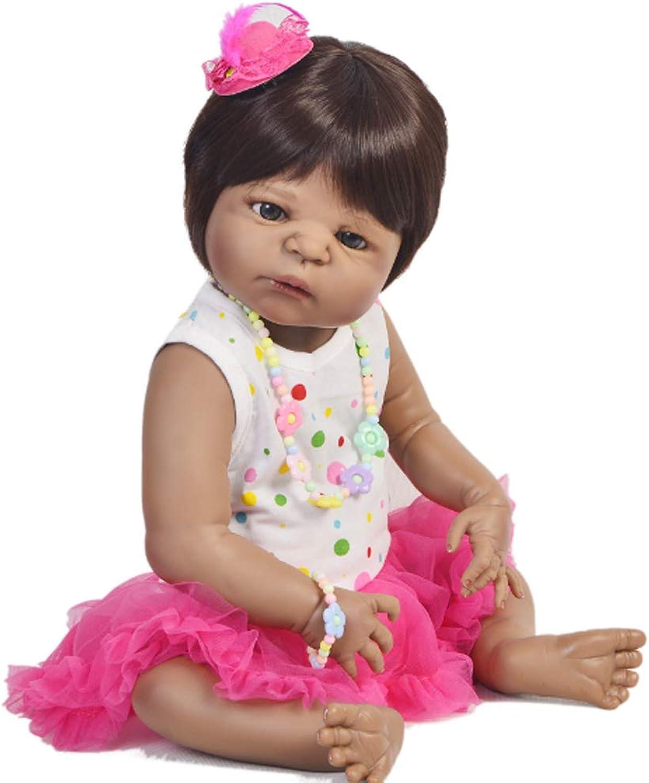 Descuento del 70% barato NACHEN Reborn muñeca muñeca muñeca 57cm bebé recién Nacido Realista Vinilo Silicona Hechos a Mano Niños Regalo muñecas  Nuevos productos de artículos novedosos.
