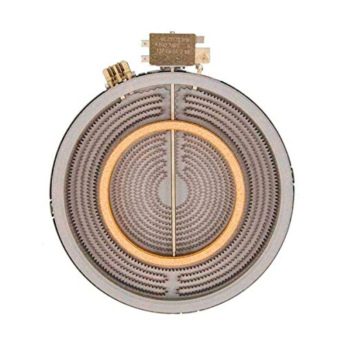 Resistencia Placa vitrocerámica Teka 2100W 220V diametro 210/120 mm 1051211002
