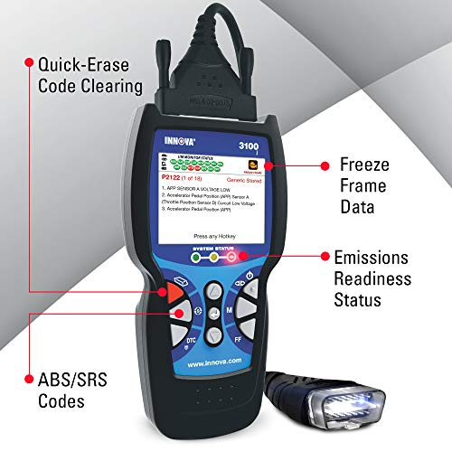 Scanner / Car Code Reader with Live Data
