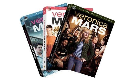 Veronica Mars: The Complete Series (Seasons 1-3) by Kristen Bell