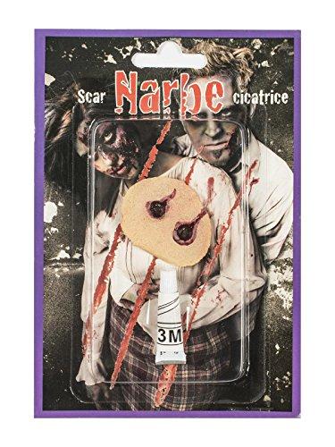 Generique - Fausse plaie Morsure Vampire Halloween