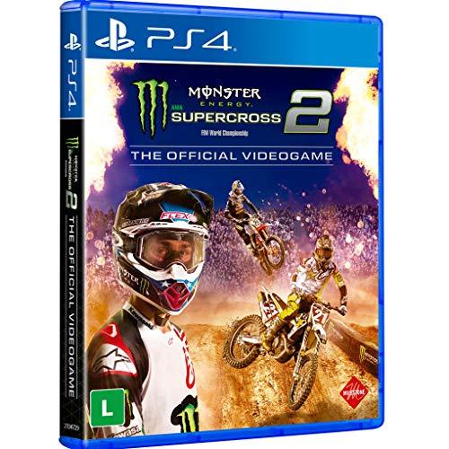 Monster Energy Supercross 2 - PlayStation 4
